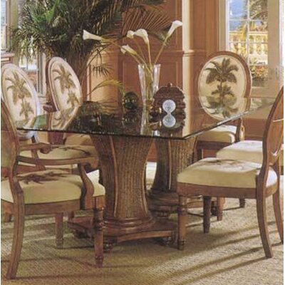Sawgrass Dining Table Color: Java