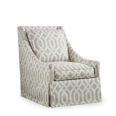 Osborne Swivel Armchair Upholstery: 0863-84