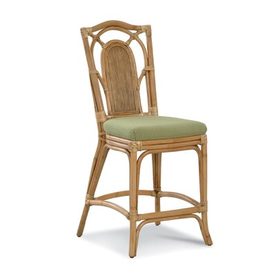 Bay Walk Dining Chair Frame Color: Havana
