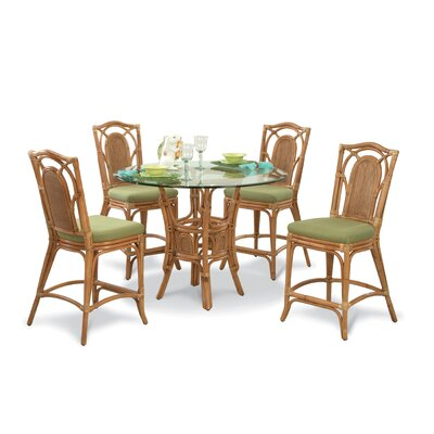 Hues 5 Piece Dining Set