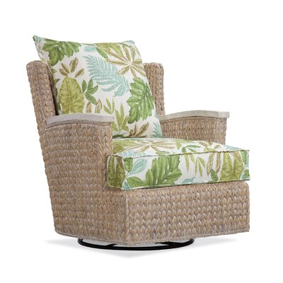 Baywood Swivel Armchair Upholstery: 0851-73