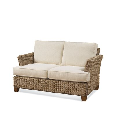 Speightstown Loveseat Upholstery: Plaid