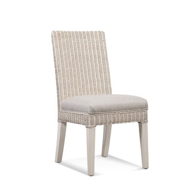 Farmhouse Upholstered Dining Chair Upholstery: 0851-84