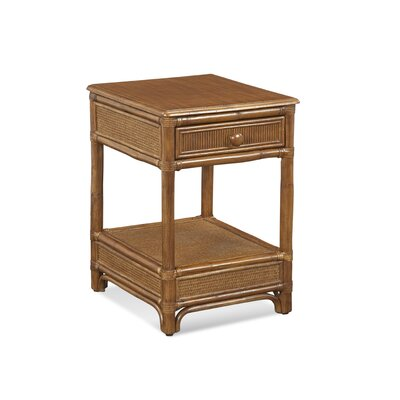 Summer Retreat Nightstand Color: Honey