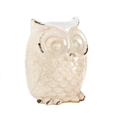 Wise Owl Decorative Figurine