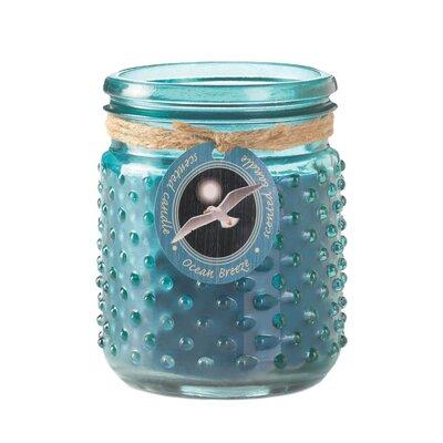 Ocean Breeze Jar Candle 10017236