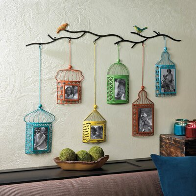 Birdcage Picture Frame 10017100
