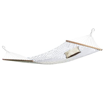 2 Person Rope Cotton Camping Hammock