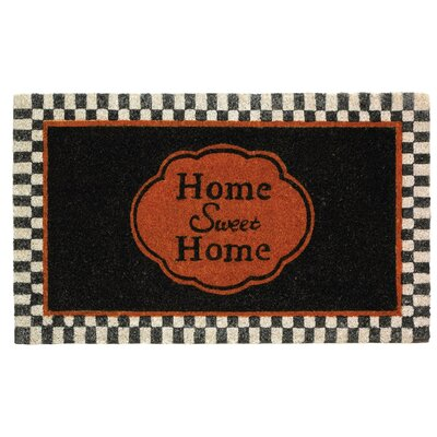 Home Sweet Home Entry Way Doormat