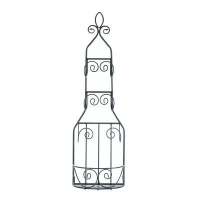 Multi-Purpose 2 Bottle Wall Mounted Wine Rack