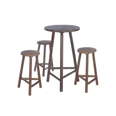 4 Piece Pub Table Set