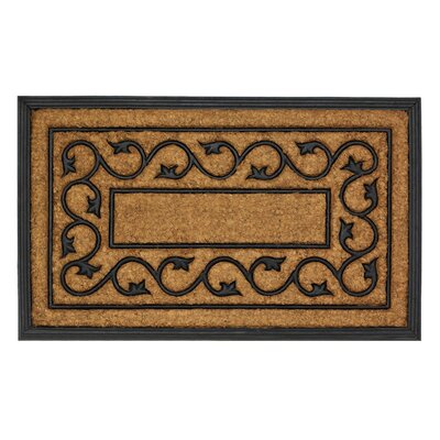 Ivy Vines Doormat