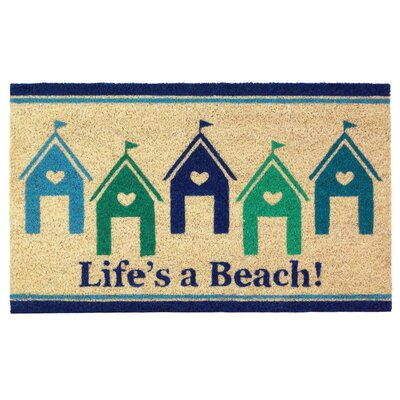 Janis Beach House Doormat