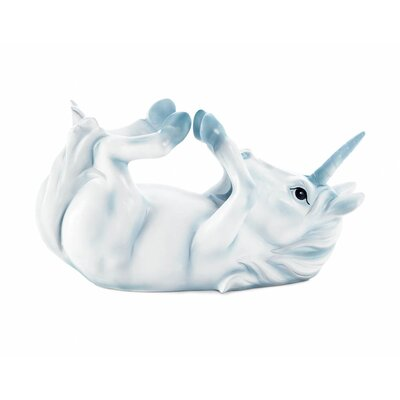 Rumelange Unicorn 1 Bottle Tabletop Wine Bottle Rack
