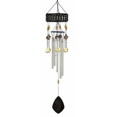 Gems and Beads Wind Chime