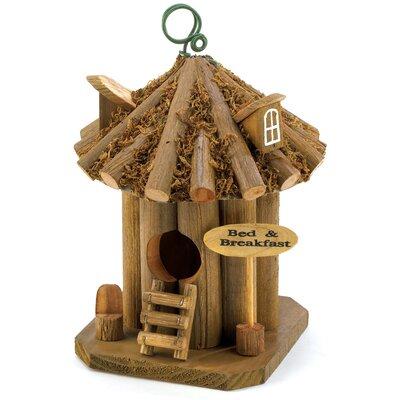 Weekend Cottage Birdhouse 12606