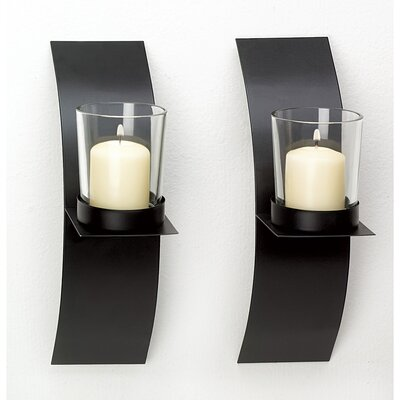 Zipcode Design Contemporary Candle Sconce ZPCD2856 39868446