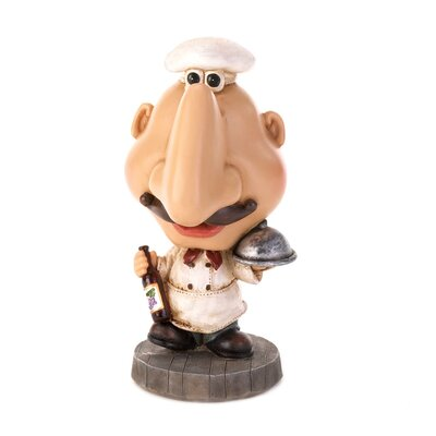 Zingz & Thingz Italian Chef Eyeglass Holder Statue at Sears.com