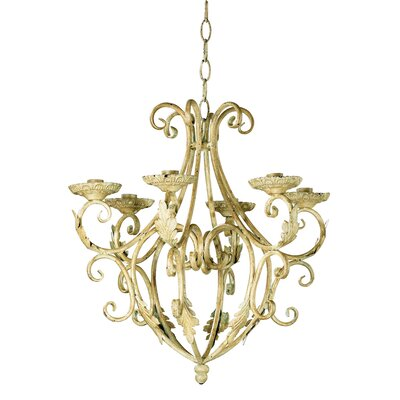 Dirraw Regal 6-Light Mini Chandelier