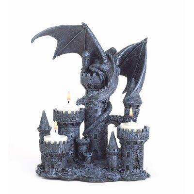 Zingz & Thingz Gothic Kingdom Polyresin Candeladra at Sears.com