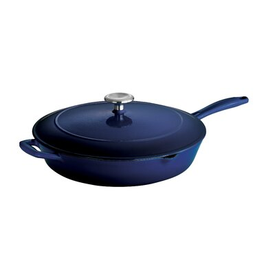 Gourmet Skillet with Lid 80131/058DS