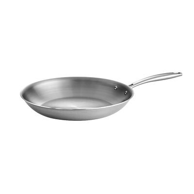 "Tramontina Gourmet Premium Stainless Steel Fry Pan - Size: 12"" at Sears.com"