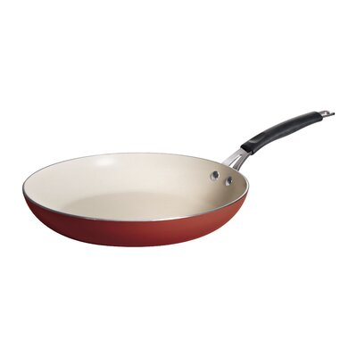 "Tramontina Style Simple Cooking Frying Pan - Size: 12"", Color: Spice Red at Sears.com"