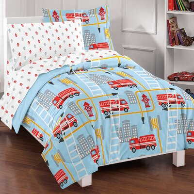 Bed-In-A-Bag Set Size: Twin