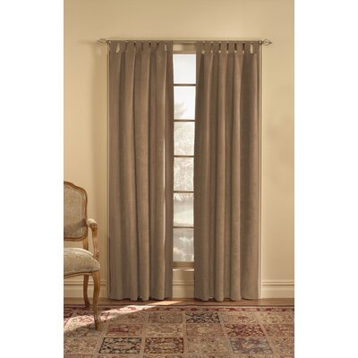 """Loft Style Curtain Panel - Color: Ginger, Size: 120"""" L x 50"""" W at Sears.com"""