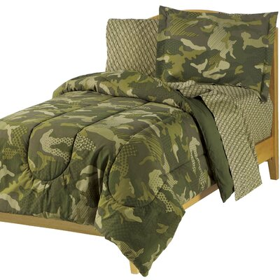 My Room Geo Camo 5 Piece Bed in a Bag Set - Size: Twin at Sears.com