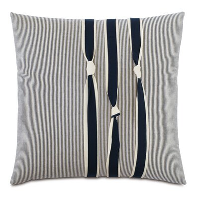 Nautical Knots Down Throw Pillow