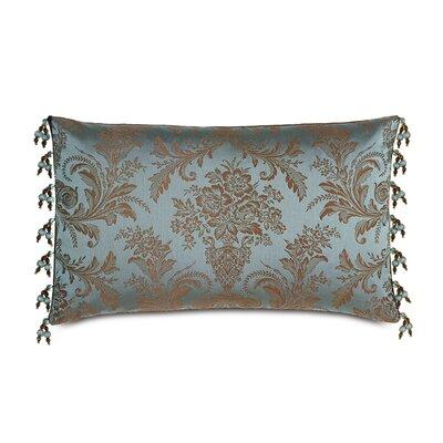 Monet Foscari Beaded Trim Down Throw Pillow