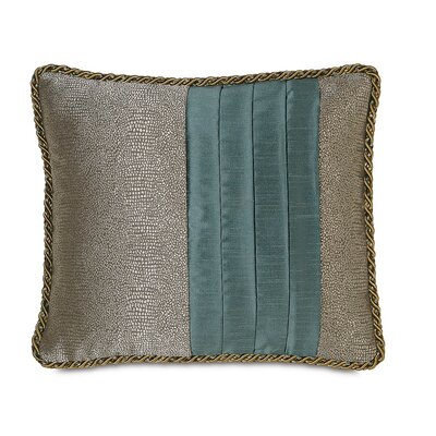 Monet Dunaway Pleats Down Throw Pillow