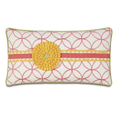Epic Splash Sweeney Blossom Rosette Down Throw Pillow