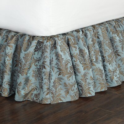 Monet Foscari Bed Skirt Size: Queen