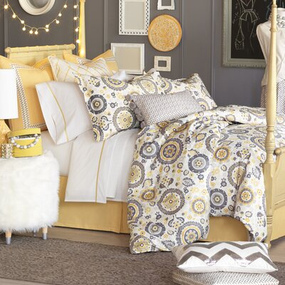 Epic Sunshine Duvet Cover Size: Super Queen