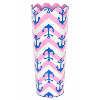 Free Standing Umbrella Stand Color: Pink