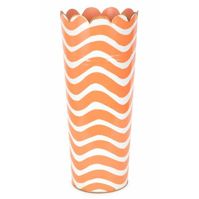 Free Standing Umbrella Stand Color: Orange