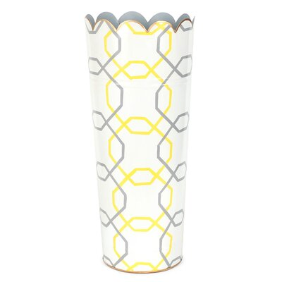 Free Standing Umbrella Stand Color: Yellow