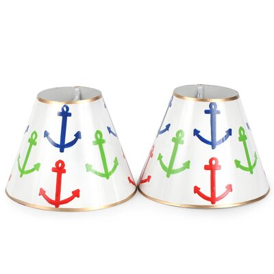 Nautical 5.3 Metal Empire Lamp Shade