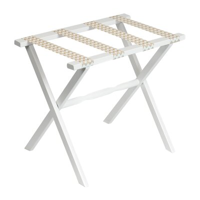 Chevron Series Straight Leg Luggage Rack