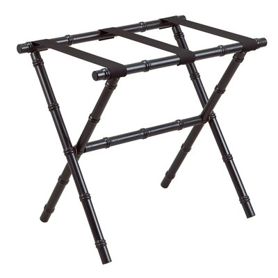 Nylon Series Bamboo Inspired Straight Leg Luggage Rack
