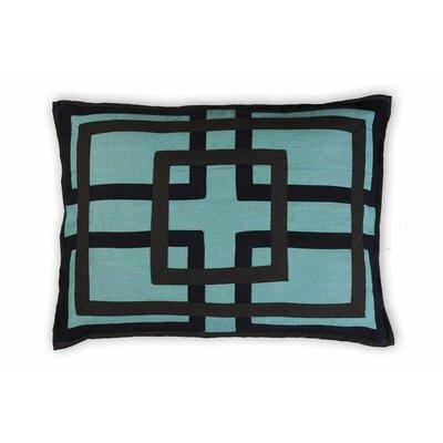 La Mon Linen/Cotton Lumbar Pillow