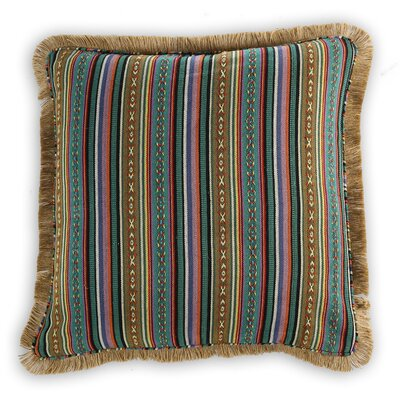 Croydon Cotton/Burlap Pillow Cover