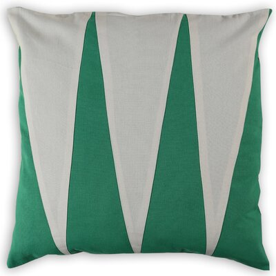Combourg Linen/Cotton Throw Pillow