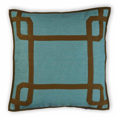 Saint Dizier Linen/Cotton Throw Pillow