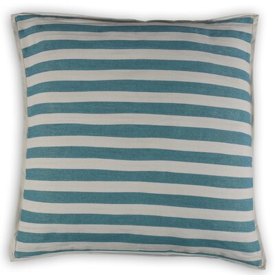Saint-Brieuc Stripes Linen/Cotton Throw Pillow