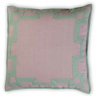 Cannes Linen/Cotton Throw Pillow
