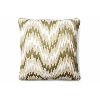 Miami Cotton Throw Pillow