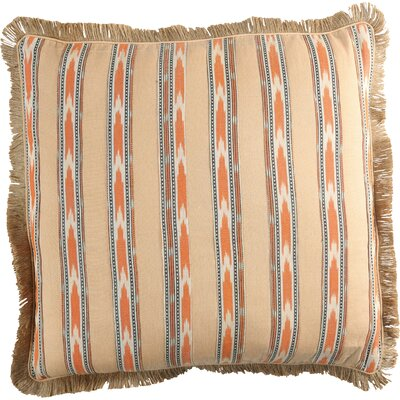 Chesterfield Cotton/Burlap Pillow Cover